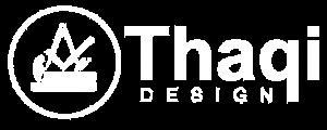 thaqi-design-logo-white